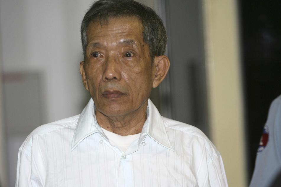 Kaing Guek Eav alias Duch, ehemaliger Gefängnischef der Roten Khmer, ist am Mittwoch gestorben.