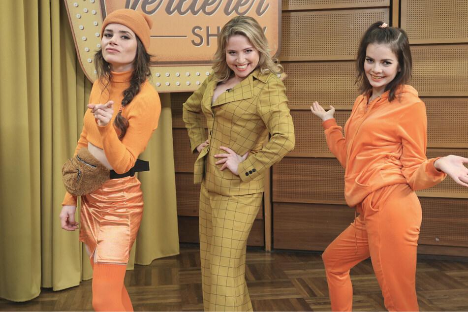 """Geballte Frauen-Power im ZDF: Sketch-Show """"Queens of Comedy"""" startet"""