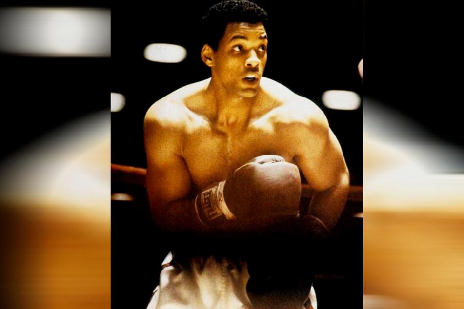 """Will Smith verkörperte 2001 in """"Ali"""" die Schwergewichtsboxer-Legende Muhammad Ali."""