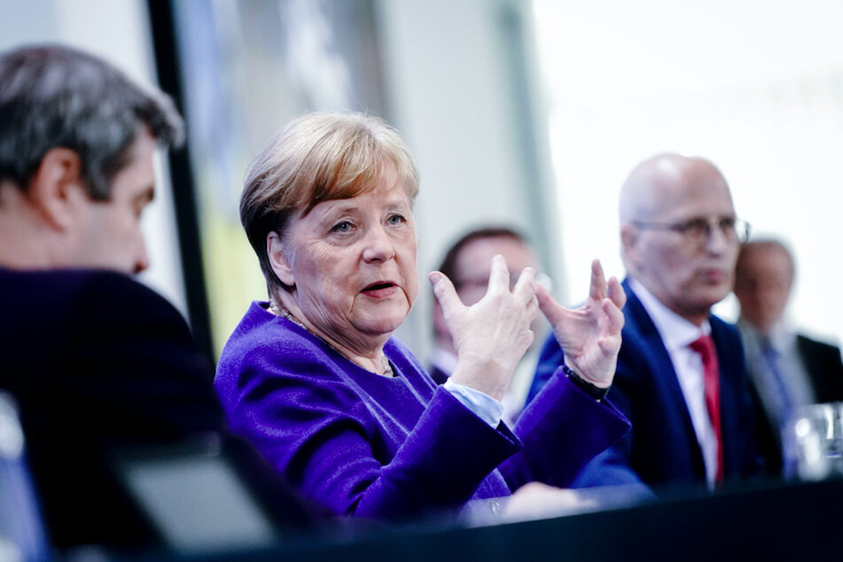 Kommenden Mittwoch wollen Merkel und die Ministerpräsidenten der Länder erneut über möglicherweise noch größere Lockerungen beraten.