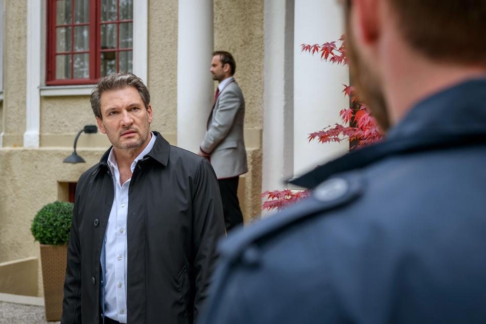 Leonard beschimpft Christoph als Mörder.