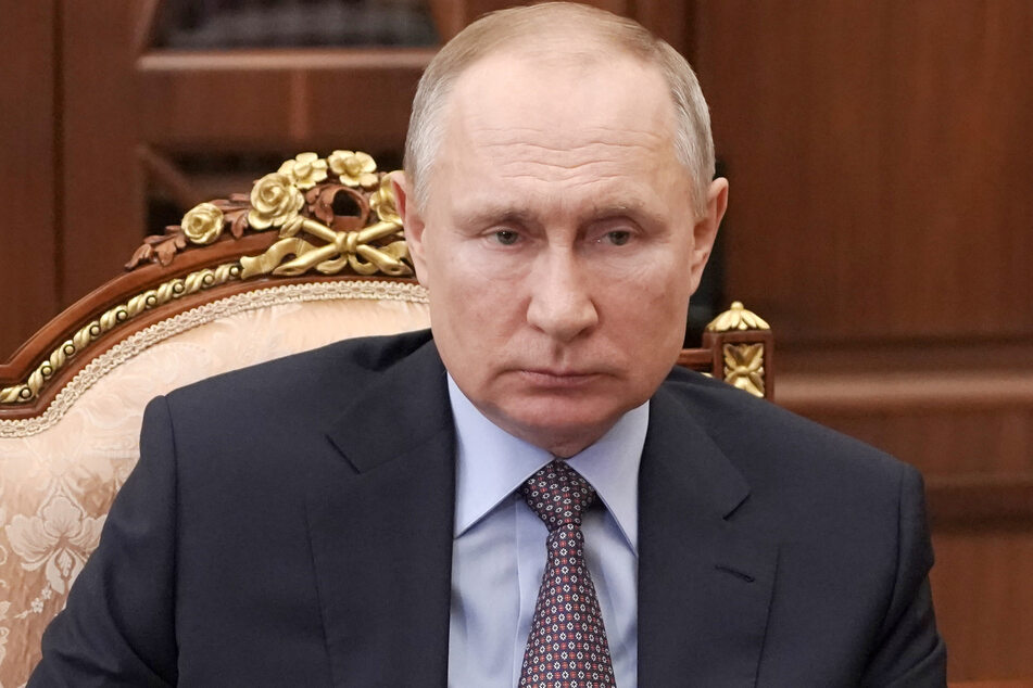 Der russische Präsident Wladimir Putin (68) steht wegen seines Umgangs mit Nawalny schwer in der Kritik.