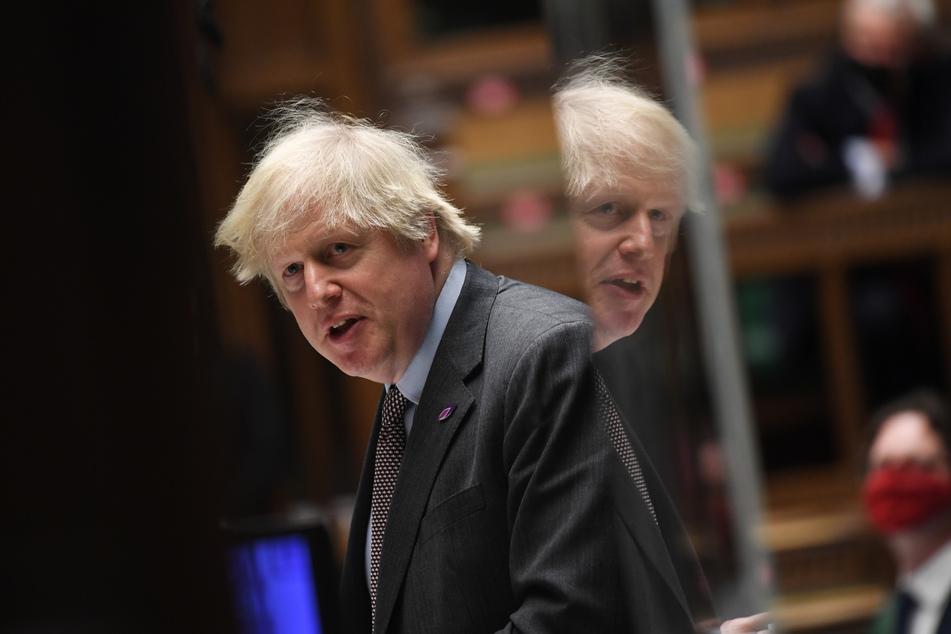 Boris Johnson (56) glaubt nicht, dass es beim Astrazeneca-Impfstoff irgendwelche Probleme mit älteren Menschen geben könnte.