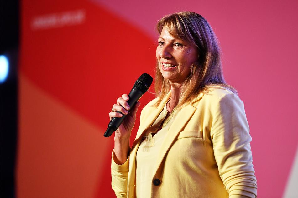 Petra Köpping (62, SPD), Gesundheitsministerin im Freistaat. (Archivbild)