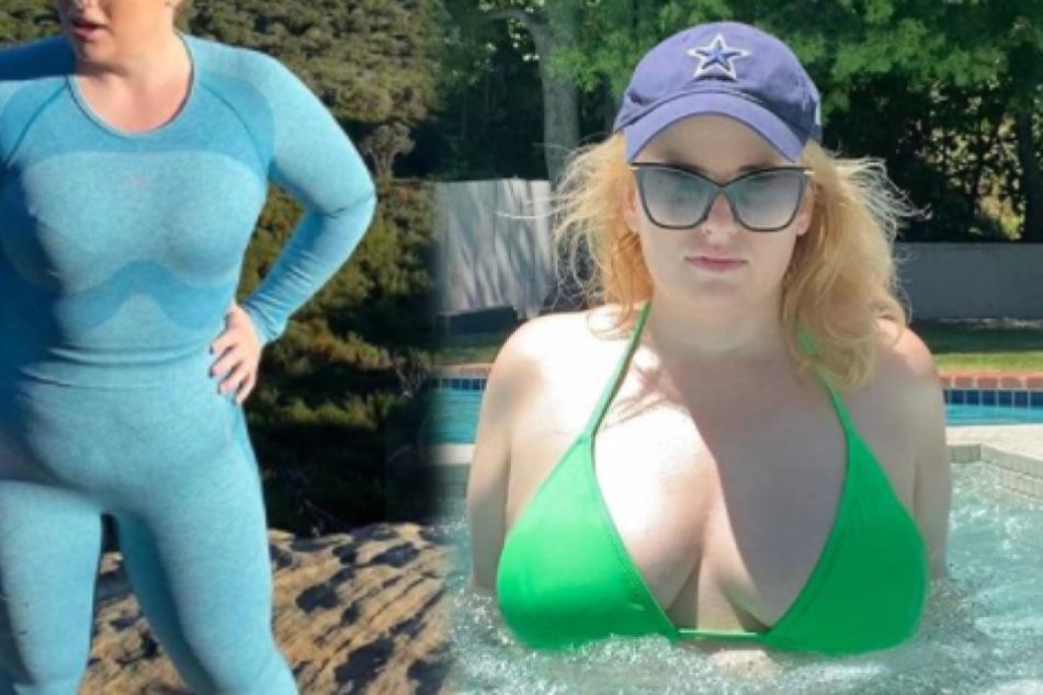 Nach Gewichtsverlust total verändert! Wer zeigt hier sein Dekolleté im Bikini?