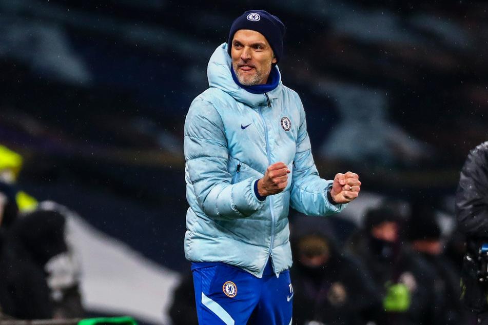 Wird vielleicht sogar bei Chelsea-Coach Thomas Tuchel (47) angefragt?
