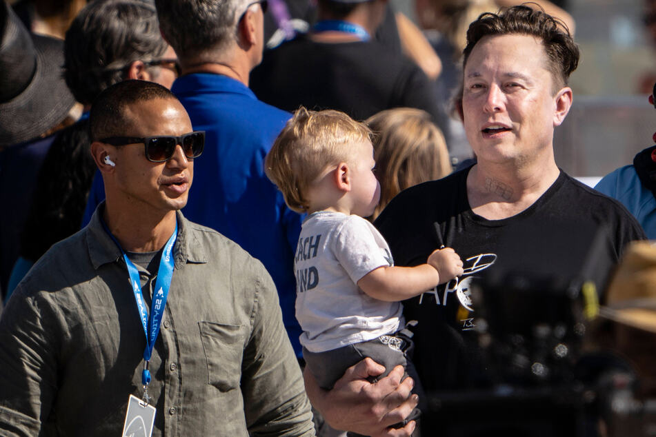 Elon Musk books a trip to space, but not with his own company!