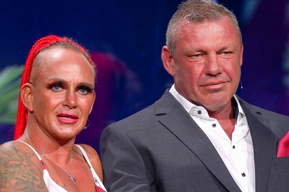 Siegerpärchen Caro (41) und Andreas Robens (54).