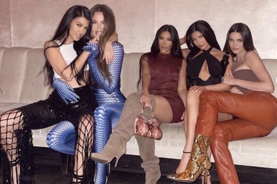 A stalker broke into the Kardashians' gated community with one mission!