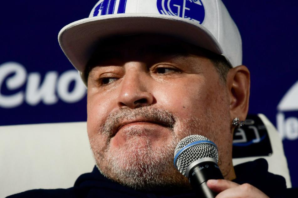 Gehirnblutung! Diego Maradona operiert