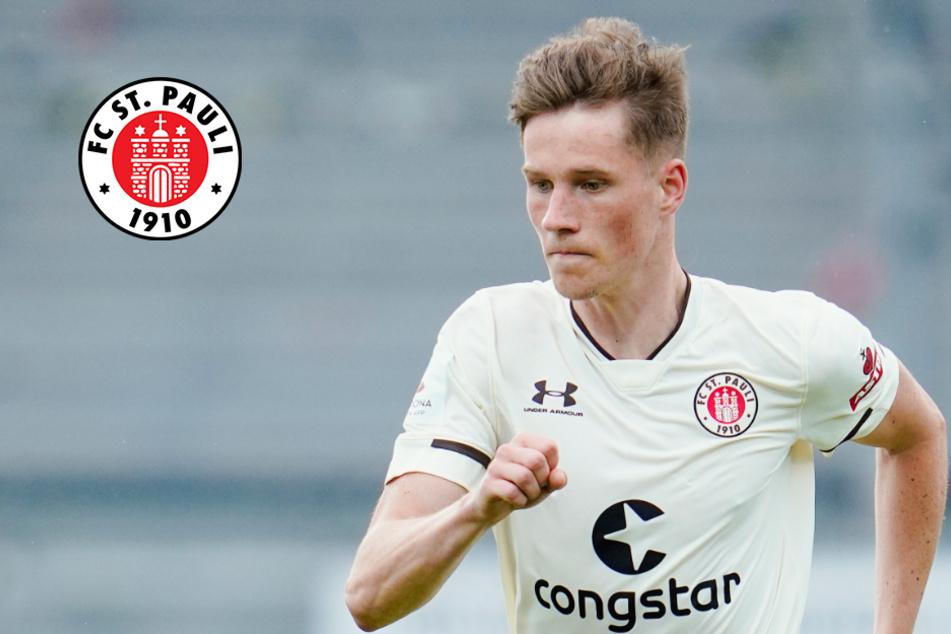FC St. Pauli gibt zwei Nachwuchs-Spielern Profiverträge