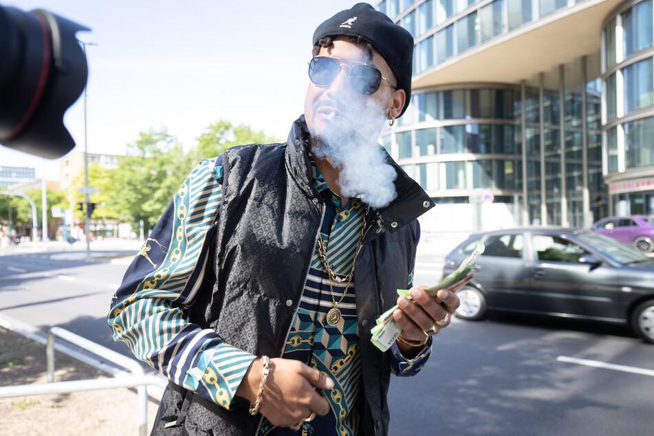 Stress für 187-Rapper! Joint vor Gericht wird Maxwell zum Verhängnis