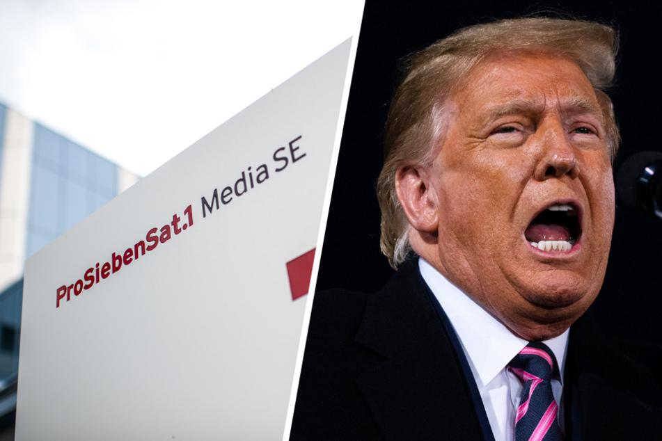 Donald Trump bei ProSieben: Psychopath oder Heilsbringer?