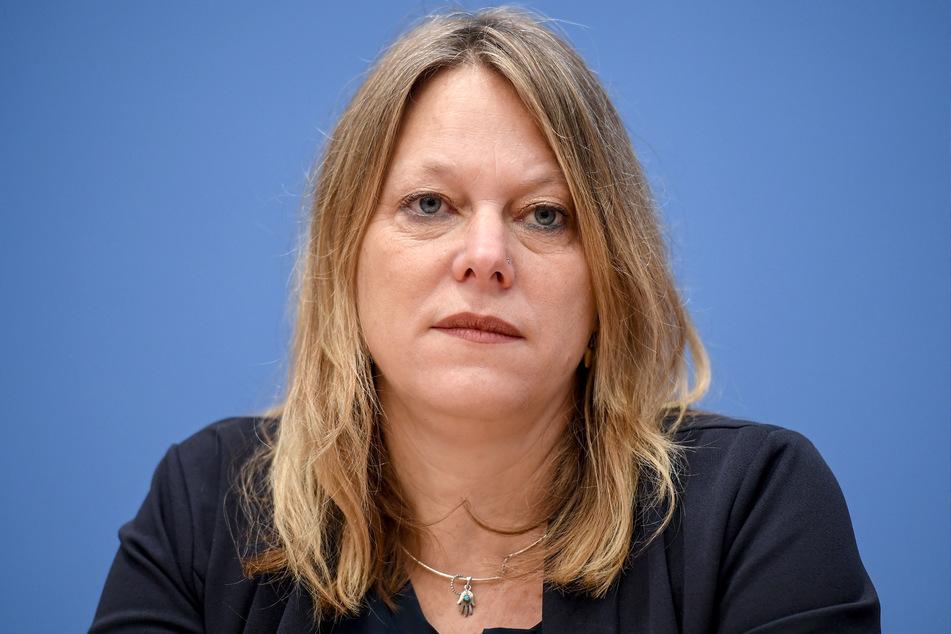 Die Bremer Senatorin Maike Schaefer (50, Grüne).