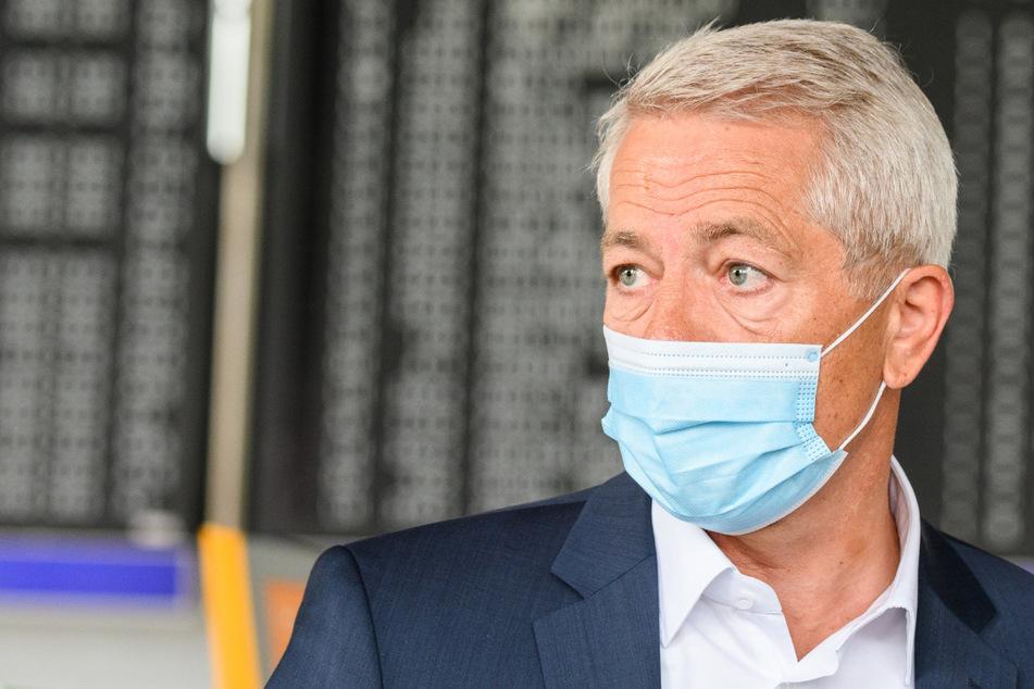 Stefan Schulte, Vorstandsvorsitzender der Fraport AG.