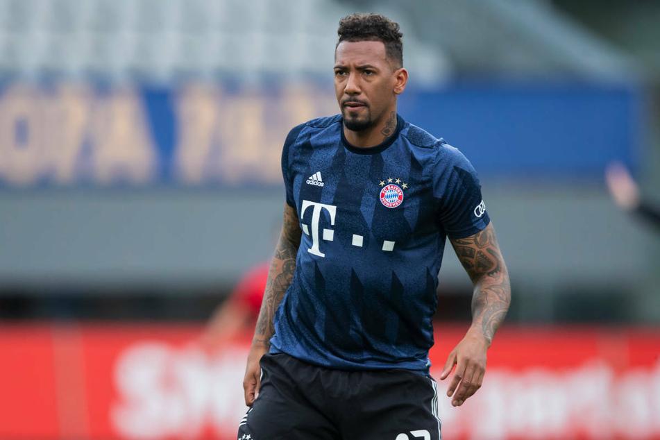 Jerome Boateng (32) wird den FC Bayern München nach zehn Jahren verlassen. Bisher ist nicht bekannt, wo der Innenverteidiger seine Karriere fortsetzen wird.
