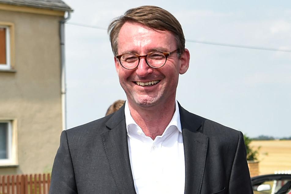 Sachsens Innenminister Roland Wöller (51, CDU) will Impfanreize schaffen.