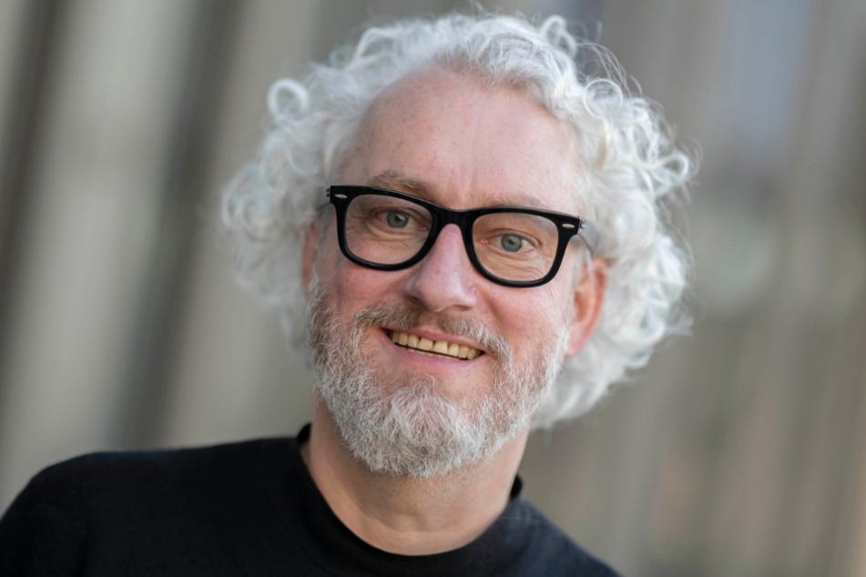 Peter Spuhler (55), Generalintendant des Badischen Staatstheaters Karlsruhe.