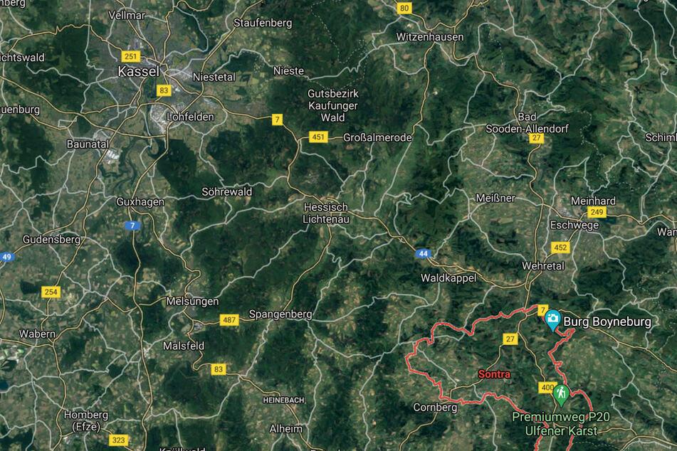 Im nordhessischen Sontra (Werra-Meißner-Kreis) war es vergangenen Nacht in Hessen am kältesten.
