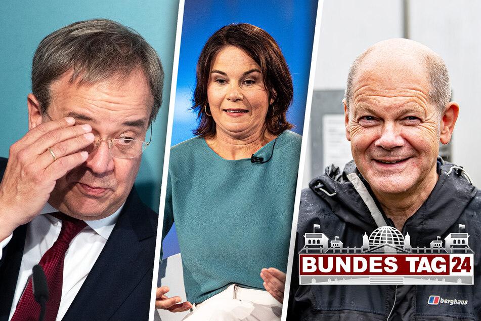 SPD im Aufwind: Scholz liegt in Umfragen weiter vorn