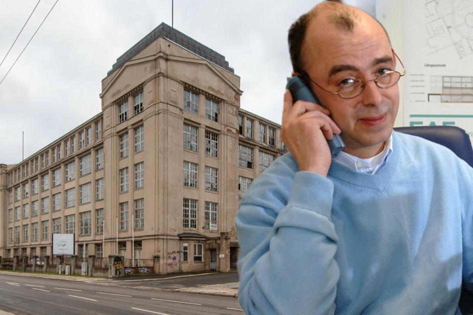 Chemnitzer Investor will Wanderer-Werke retten