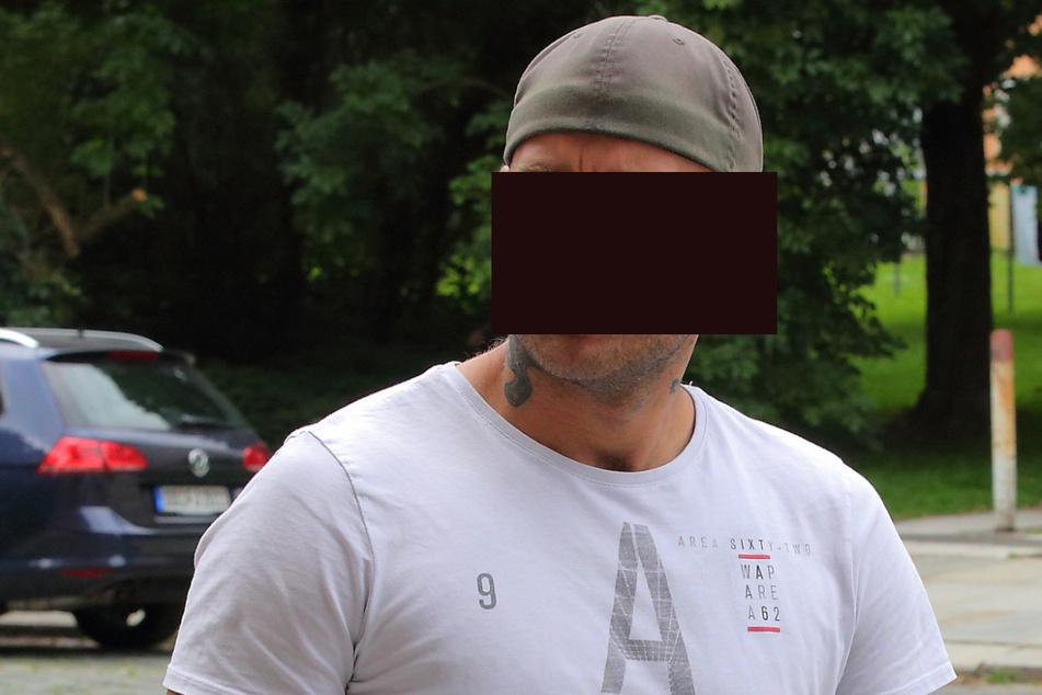 Oliver S. (30) aus Lauchhammer stellte sich am Donnerstagnachmittag selbst.