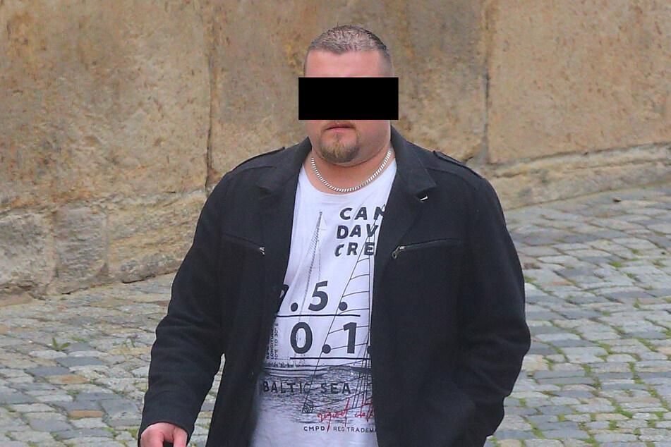 Nico R. (34) hatte sich vor dem Amtsgericht Dippoldiswalde zu verantworten.
