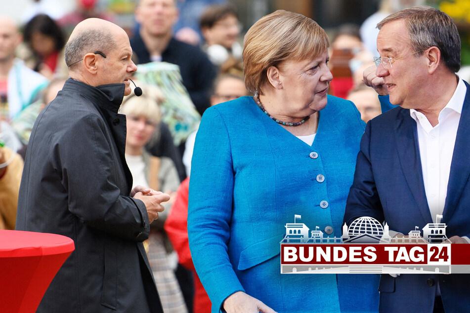 """Morgen wählt Deutschland! Merkel sagt: """"Es ist nicht egal, wer regiert."""""""