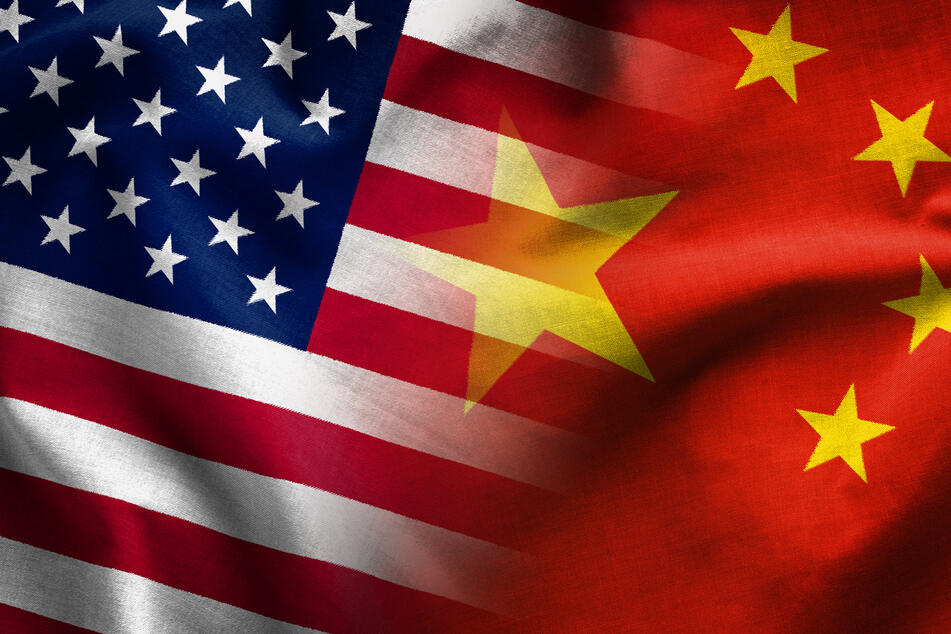 The US is worried about China's dominance particularly in the telecommunications industry (stock image).