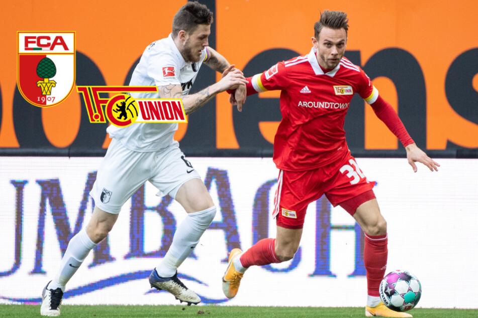 Union verzweifelt an Gikiewicz: Nächste Pleite beim FC Augsburg!