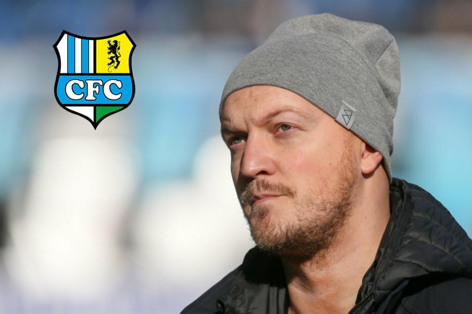 Klare Ansage von Sportdirektor Causevic: CFC-Trainer Glöckner soll langfristig bleiben!