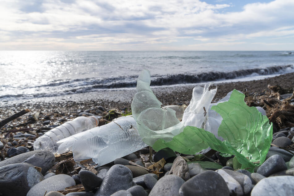 Plastic waste is a major problem for our planet (stock image).