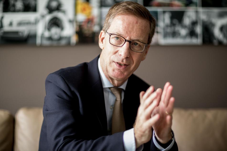 Michael Hüther ist der Direktor des Instituts der deutschen Wirtschaft. (Archivbild)