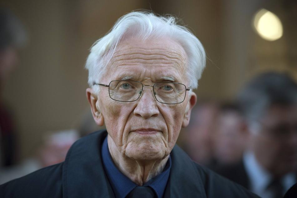 Altbischof Johannes Hempel (†91) führte von 1972 bis 1994 die Evangelisch-Lutherische Landeskirche.