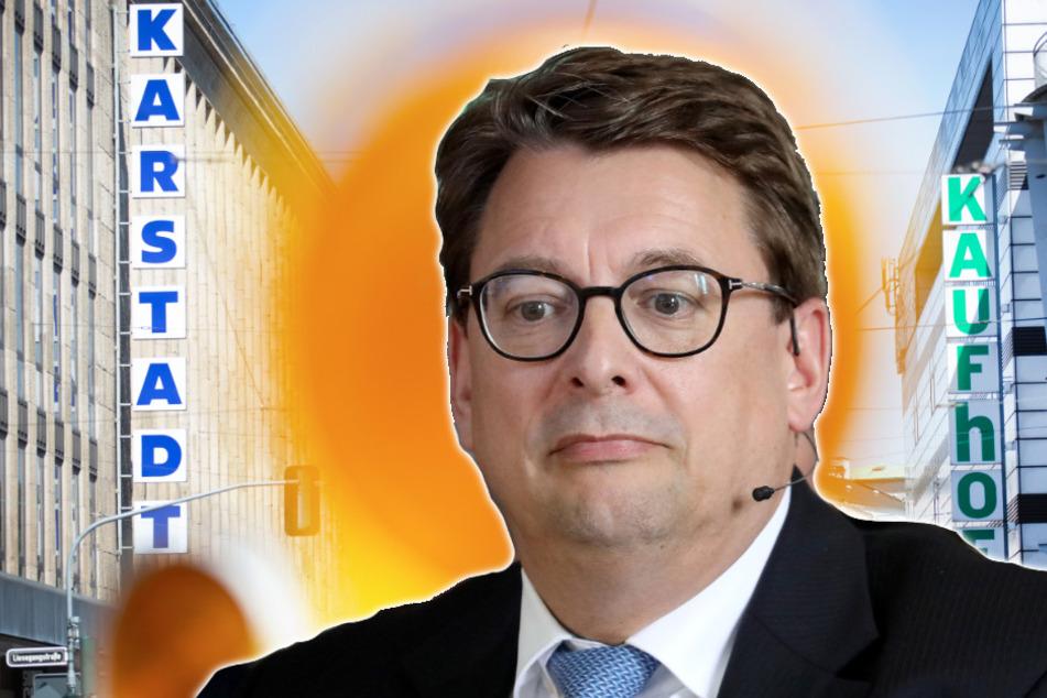 Mitten in der Krise: Karstadt-Kaufhof-Chef Fanderl geht