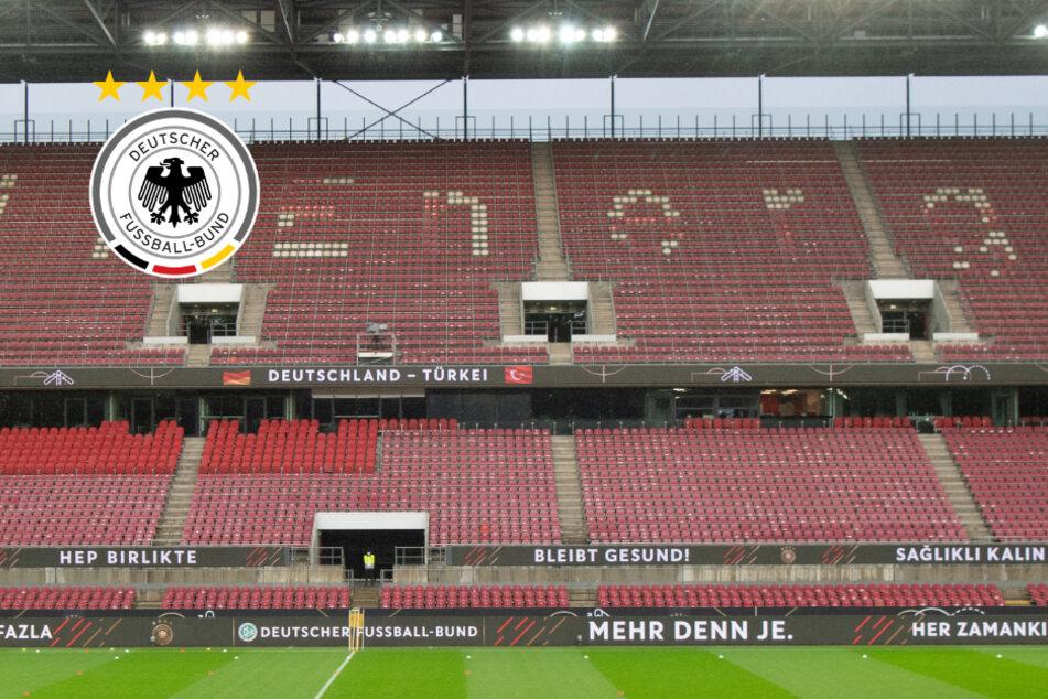 Keine Zuschauer! DFB-Elf muss gegen die Schweiz ohne Fans auskommen