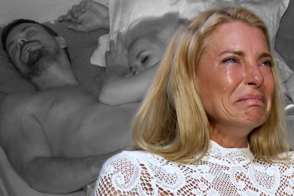 """""""Temptation Island VIP"""": Giulia Siegel bricht zusammen, als sie sieht, was ihr Ludwig treibt"""