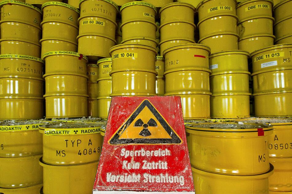 Für Atommüll gibt es bisher nur Zwischenlager, wie hier in Morsleben (Bördekreis). Nun wird ein Endlager gesucht - dabei kann jeder Bürger mitreden.