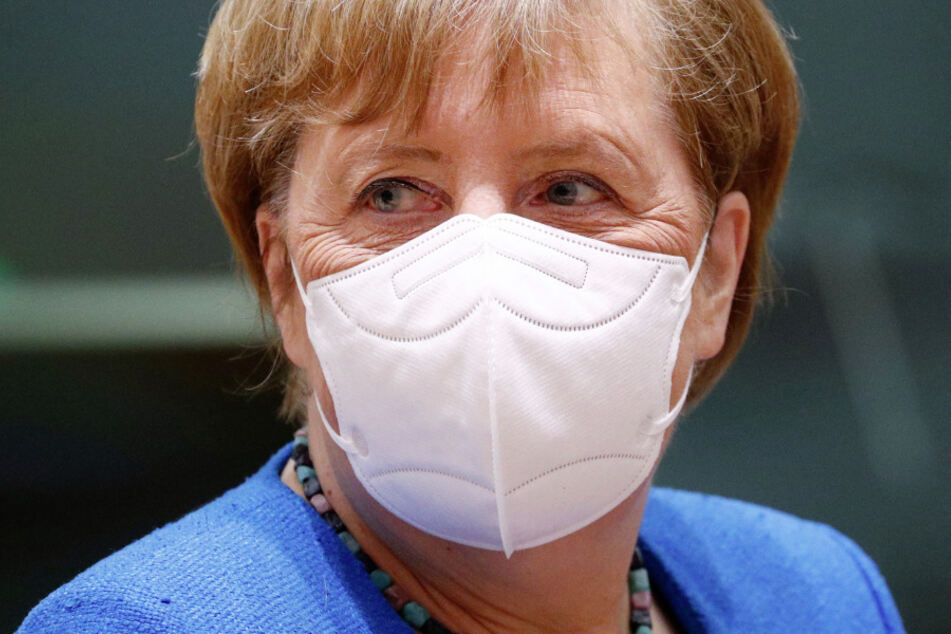 Kanzlerin Angela Merkel (66). (Archivbild)