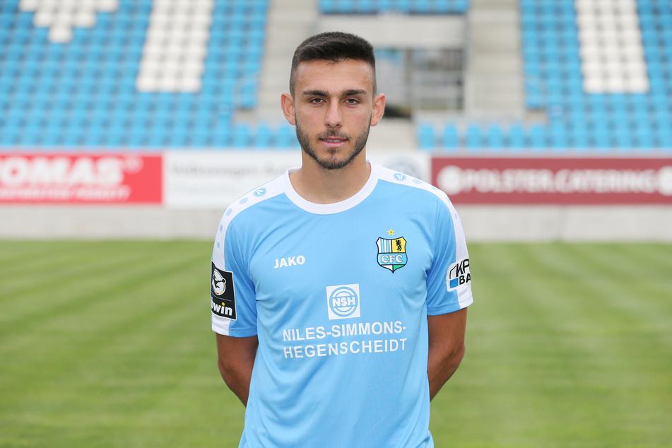 Ioannis Karsanidis bleibt auch nach dem Abstieg beim CFC.