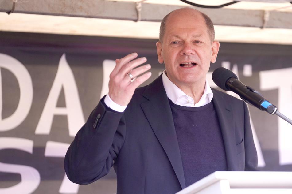 Wird Olaf Scholz Spitzenkandidat der SPD in Brandenburg?