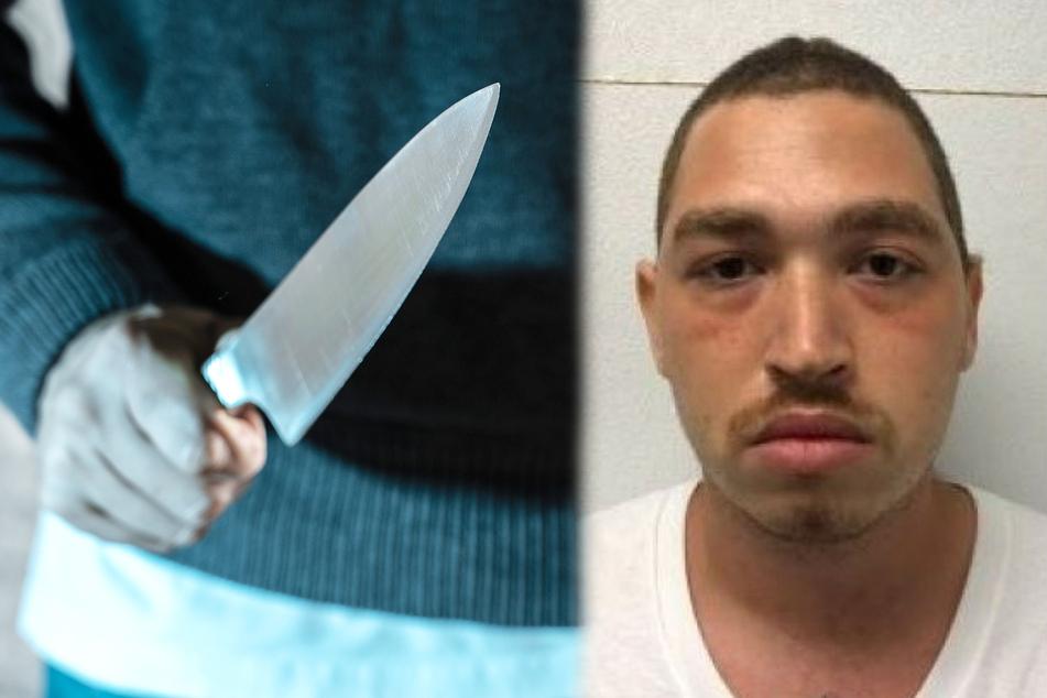 Typ kommt zum Schutz vor Corona aus Gefängnis frei und sticht einen Mann ab
