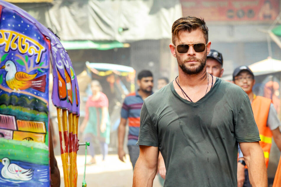 """Tyler Rake: Extraction"" bei Netflix: Chris Hemsworth rockt in knallharter Hetzjagd!"