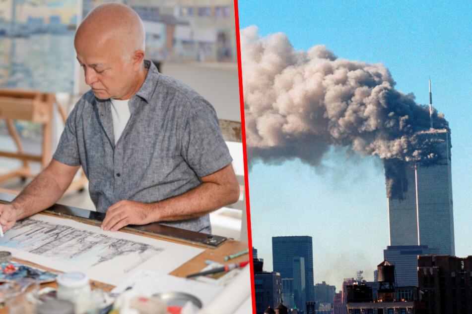 Neues Riesen-Rundbild-Projekt: Panorama-Papst Asisi nimmt sich den Anschlag von New York vor