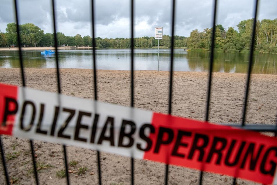 Berlin: Grusel-Fund in Kleinmachnower See: Menschlicher Torso entdeckt