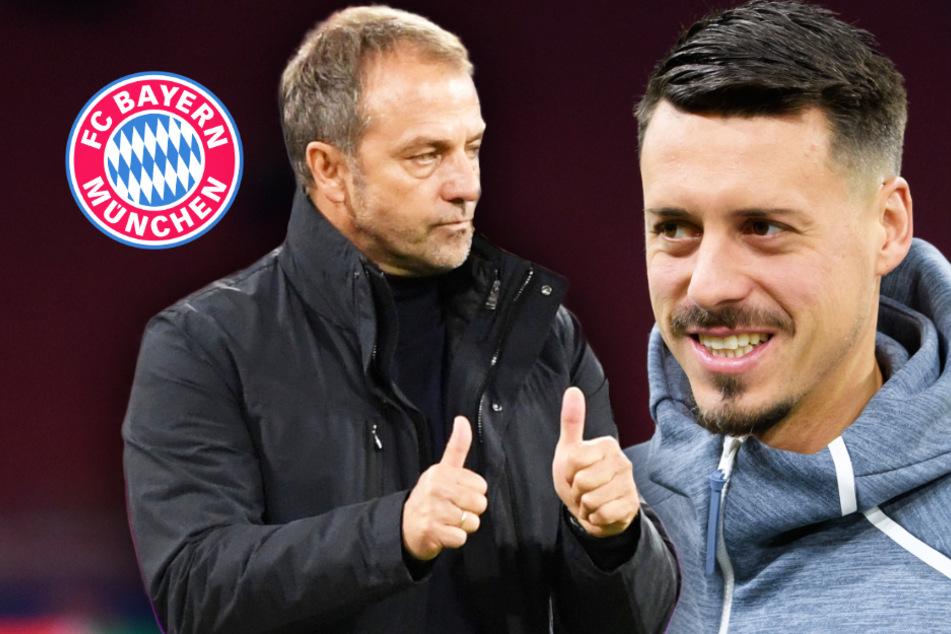Flick als Vorbild und ein großes Ziel: Das hat Ex-Bayern-Stürmer Wagner nun vor