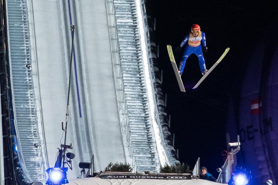"""Sachsens Skisprung-Ass Freitag außer Form: """"Ich muss kleinere, aber richtige Brötchen backen"""""""