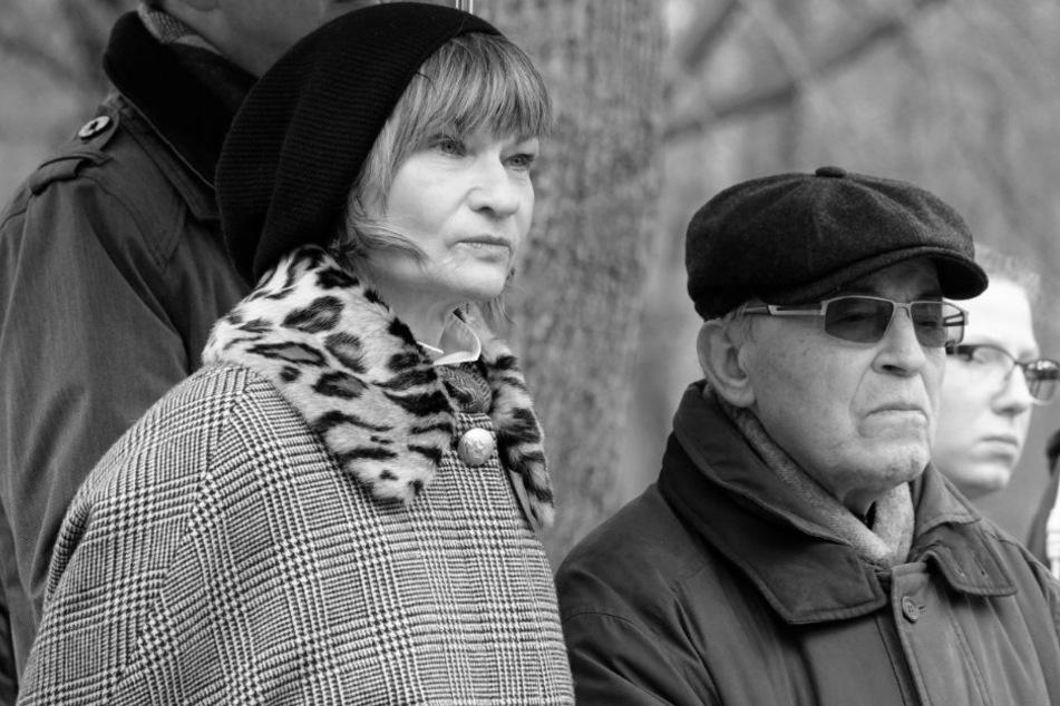Chemnitz: Trauer in Chemnitz: Ehrenbürger Siegmund Rotstein verstorben