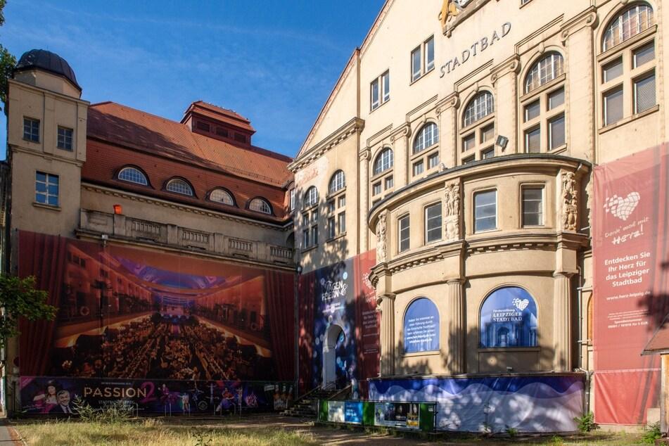 Nach 17 Jahren: Historisches Stadtbad Leipzig soll zum Leben erweckt werden