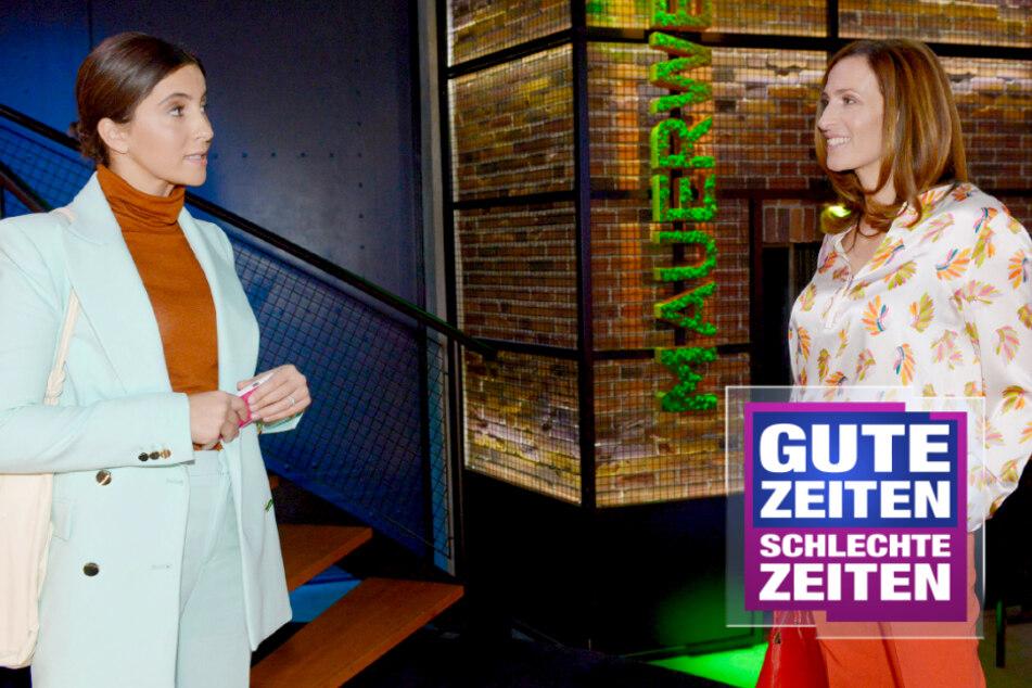 GZSZ: GZSZ: Katrin holt zum nächsten Schlag aus! Wird sich Laura nach dieser Aktion rächen?